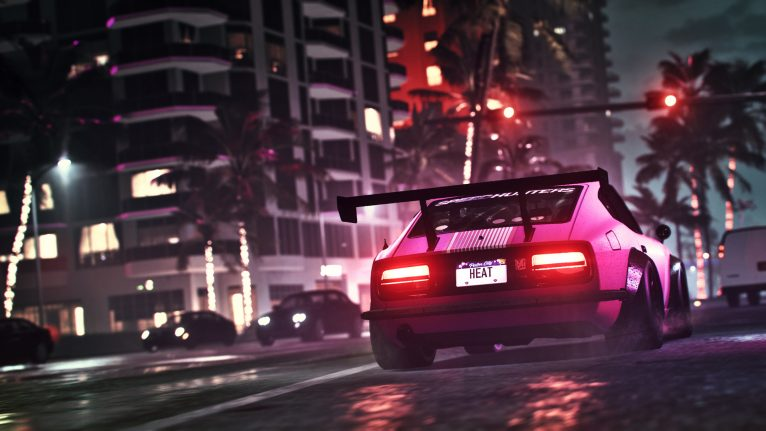 Need For Speed Heat Street Racing Video Game Official Ea Site