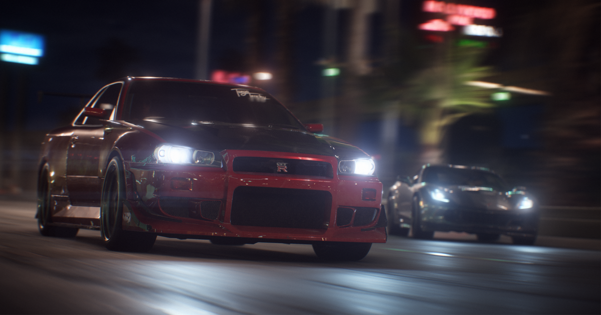 Need For Speed Payback EA Play Gameplay Trailer