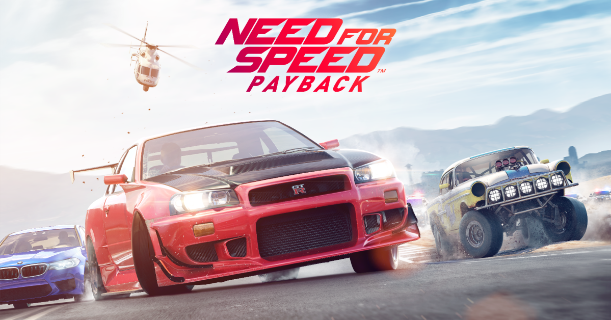 Резултат с изображение за need for speed payback