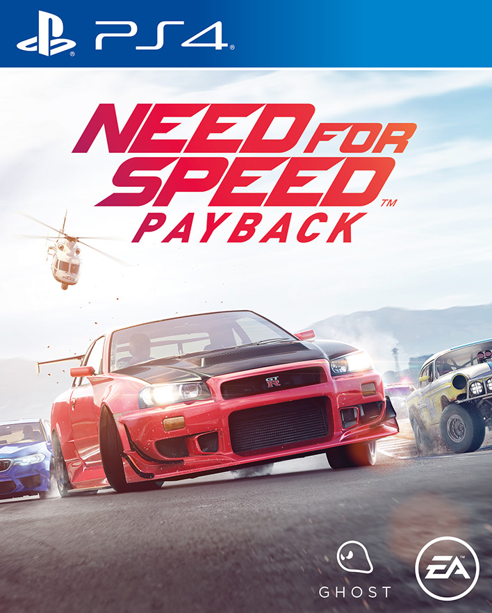 Need for Speed Payback Édition Standard PS4