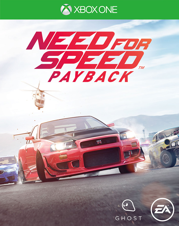Need for Speed Payback Édition Standard Xbox One