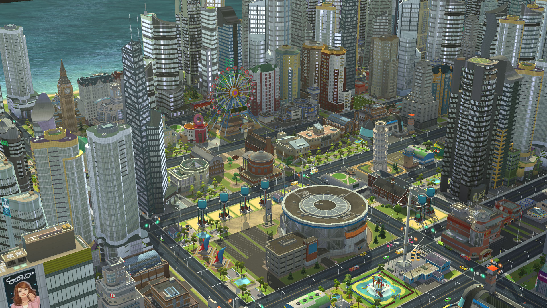 Best City Designs Simcity