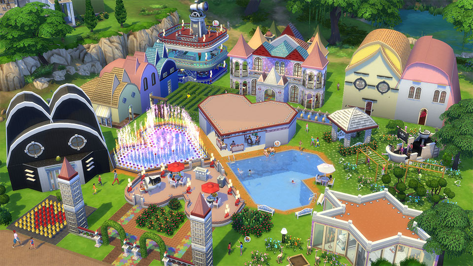 10 Awesome Fan Made Houses You Can Download in The Sims 4 Today
