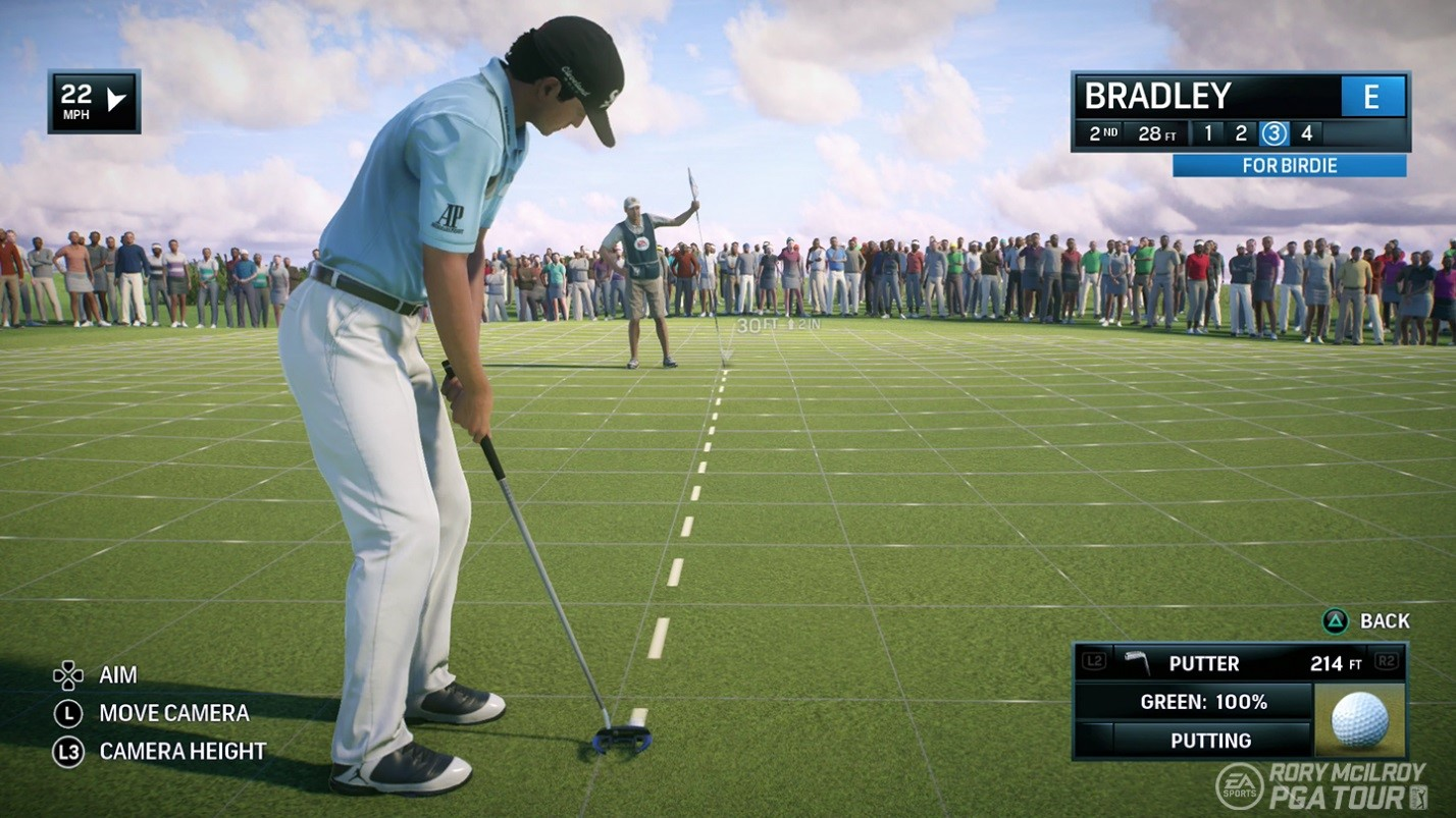 PGA: Rory McIlroy PGA Tour Golf Tips From The Devs: Sink That Putt