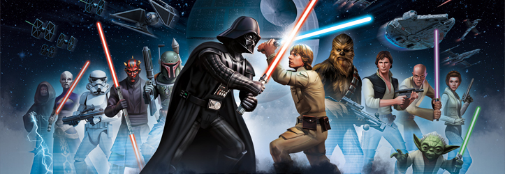Star wars galaxy of heroes accueille les personnages de star wars le r veil de la force - Personnage de starwars ...