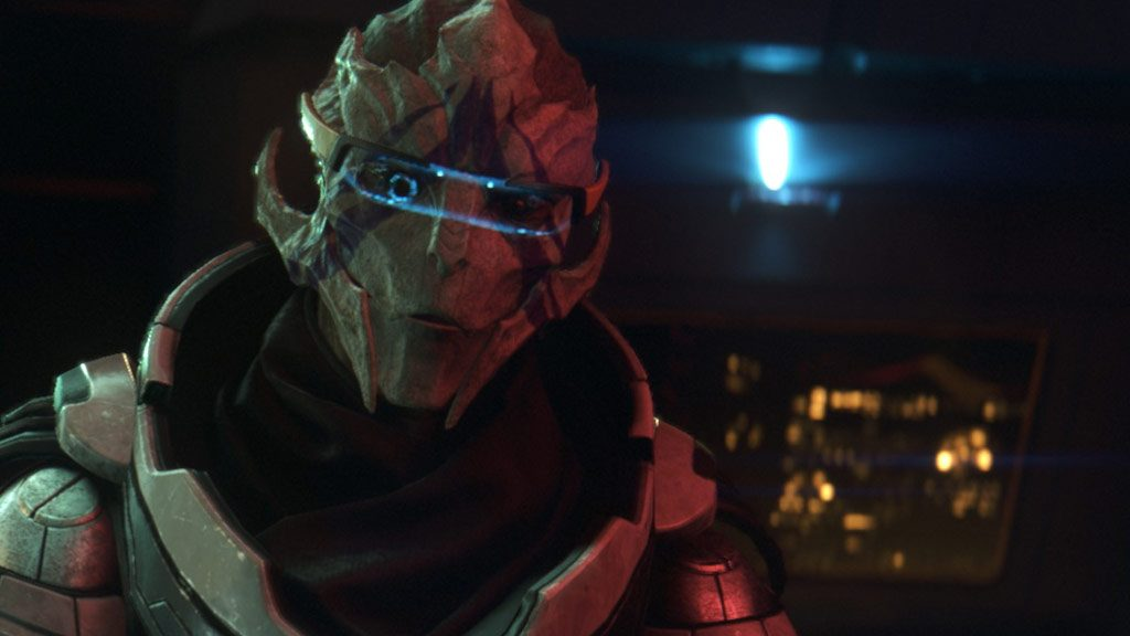 Learn About The Turian Vetra Nyx