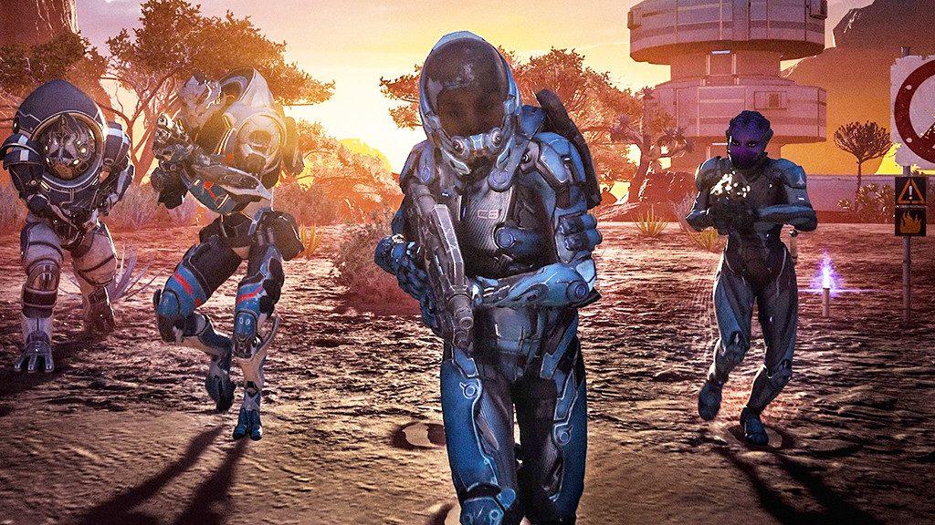 Mass Effect: Andromeda – New Multiplayer Trailer