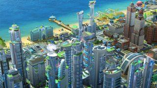 So Entstanden Die Städte Der Zukunft Bei Simcity Buildit