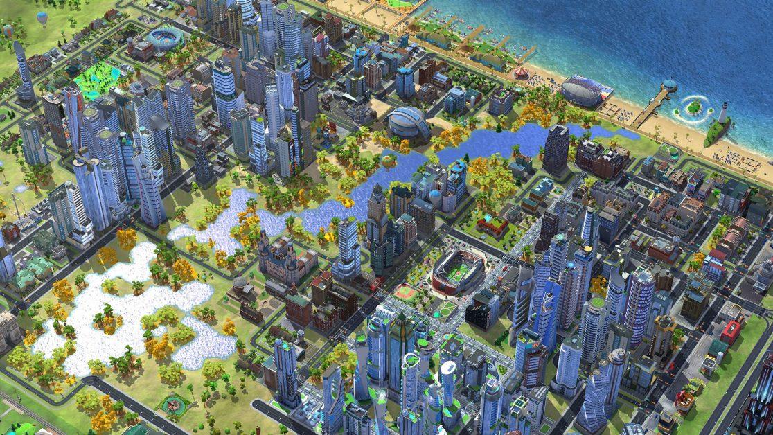 Simcity Buildit Bauplan