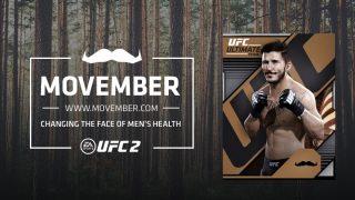 Movember UFC 2