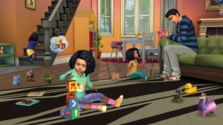 Sims 4 hook up