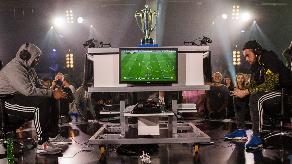Fifa Competitive Gaming Division