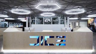 EA DICE in Stockholm