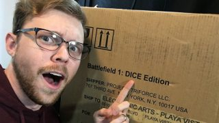 Unboxing Battlefield 1: Dice Edition