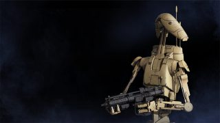 Battlefield in-game footage