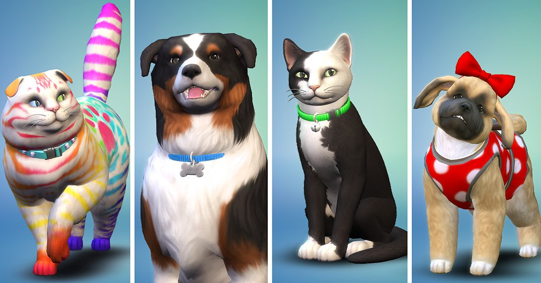 Sims  Cats And Dogs Doors