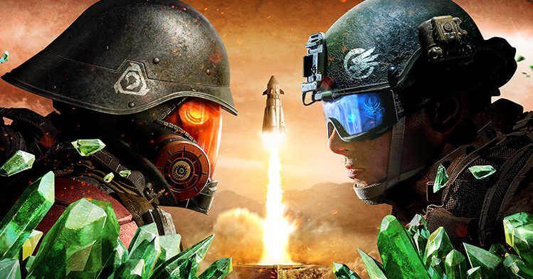 Welcome to Command & Conquer: Rivals!