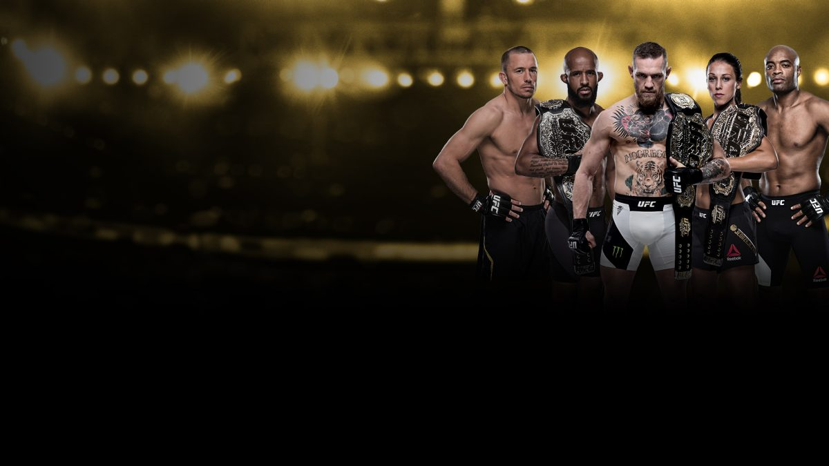 EA SPORTS UFC 3 News and Updates - EA SPORTS Official Site