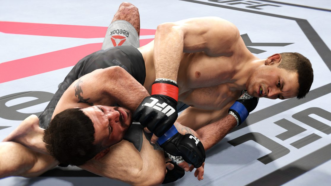 Master your performance inside the Octagon.