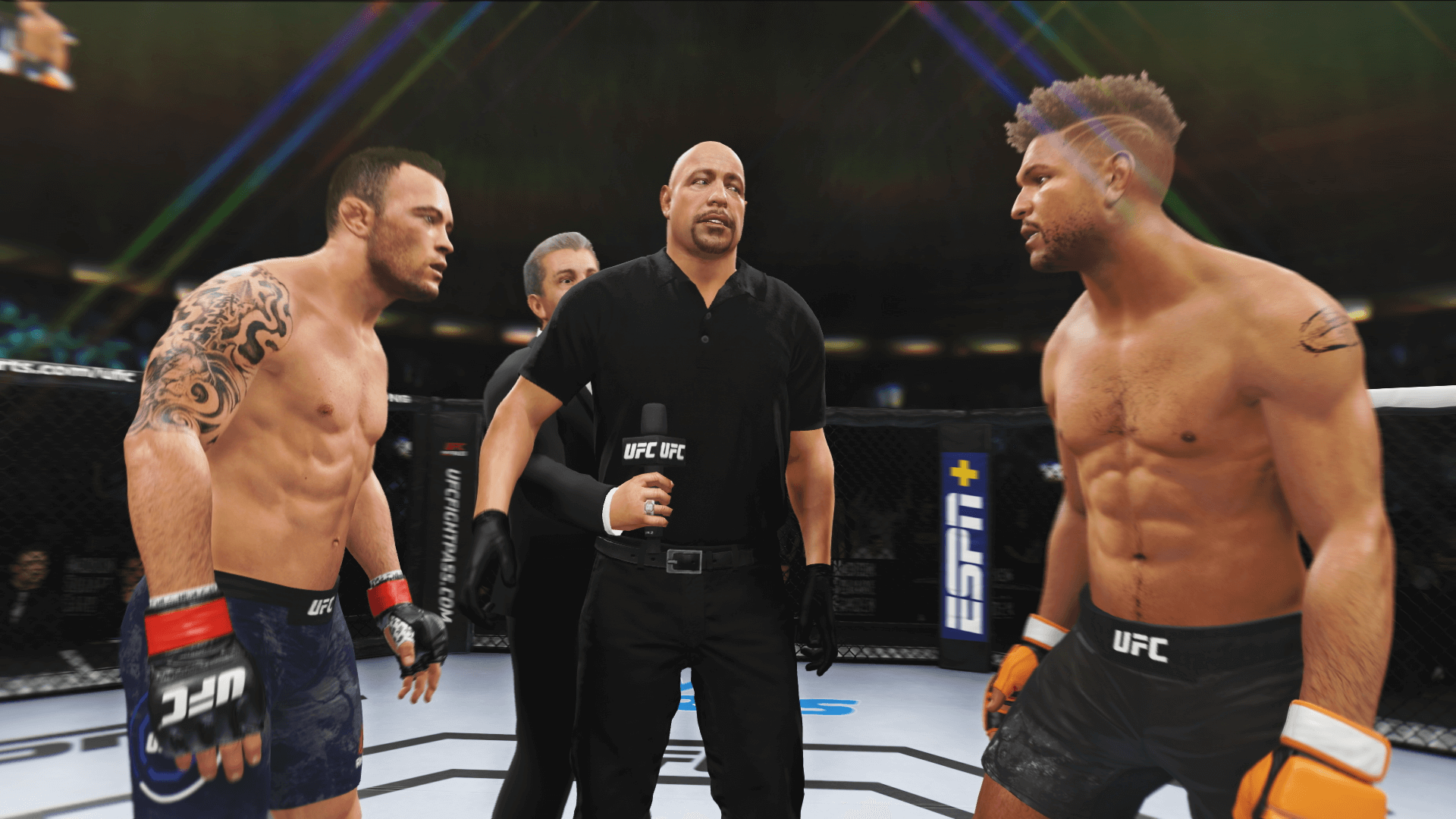 Ufc 4 Career Mode Mma Video Game Ea Official Site