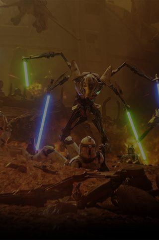 Faites Connaissance Avec Les Voix Du General Grievous Et D Obi Wan