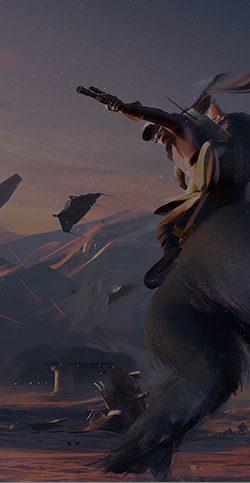 The Concept Art Of Star Wars Battlefront Ii