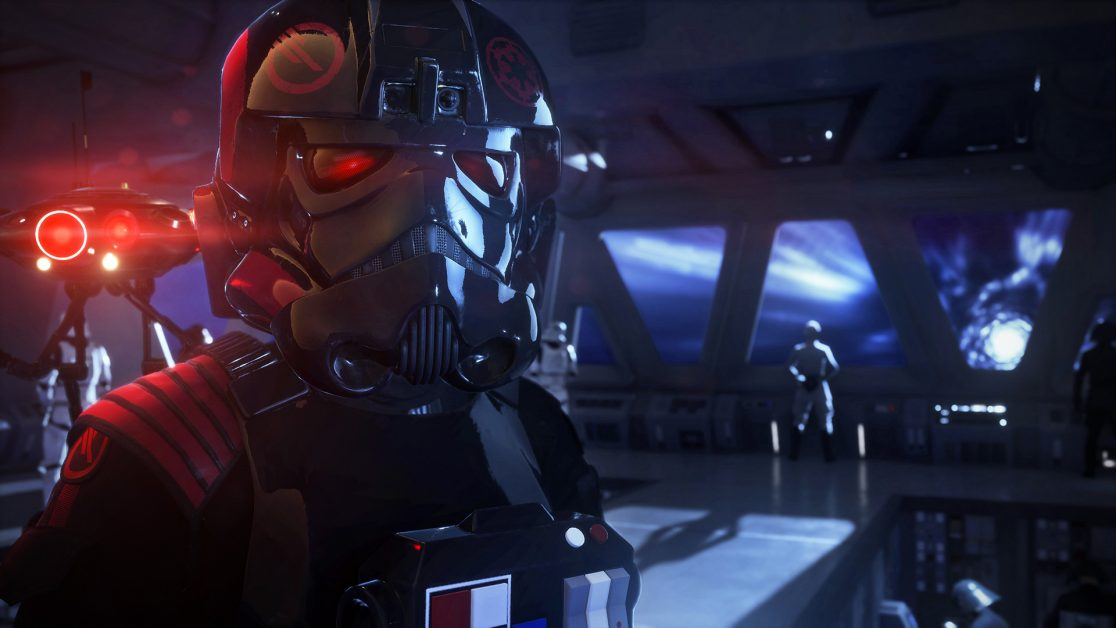 Join Inferno Squad In Star Wars Battlefront Ii