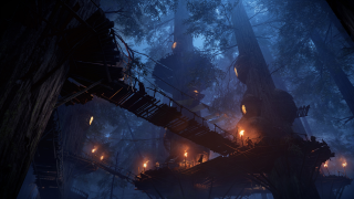Top Five Reasons To Play Ewok Hunt On October 23