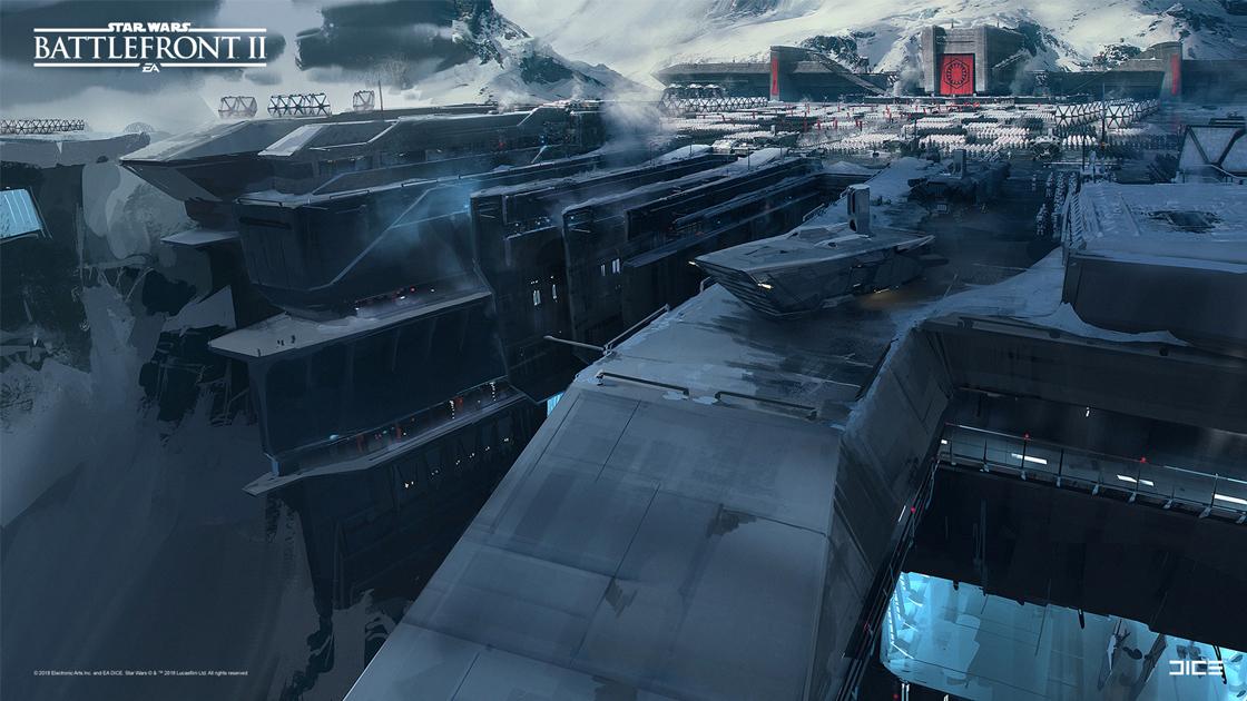 Star Wars Battlefront Ii Concept Art