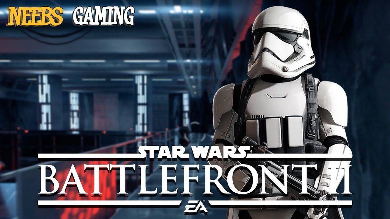 Star Wars Battlefront II How To Play Heavy