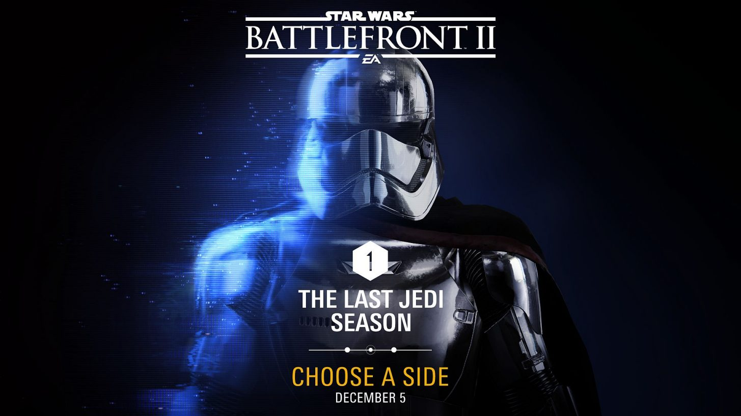 Star Wars Battlefront II The Last Jedi DLC Revealed