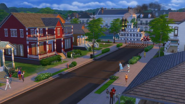Welcome To Oasis Springs
