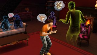 It's Getting Spooky in Here: Ghosts Are Now Haunting The Sims 4
