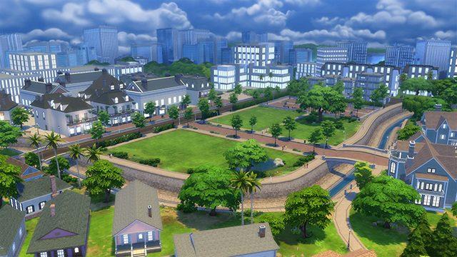 Desafios de The Sims 4: Regras do Desafio Construindo Newcrest
