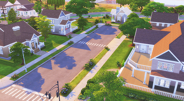 sims 4 pre built houses download ps4