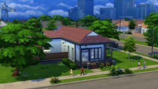 Vorschau Auf Den Bau Modus Von Die Sims 4