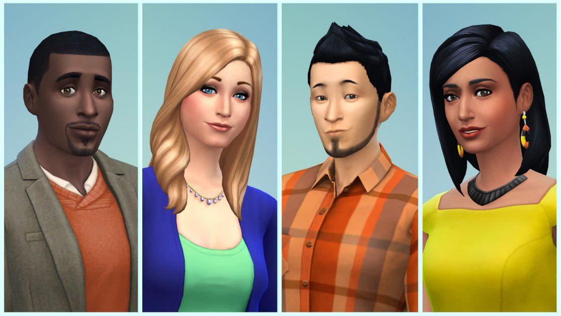 Die Sims 4 Erstelle Einen Sim Demo Anmeldung Für Den Vorzeitigen