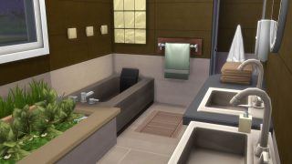 How To Create An Amazing Bathroom In The Sims 4