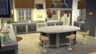 Fesselnd Mit Einer Backsteinwand Oder Glänzendem Metall Könnt Ihr Eurer Küche Mehr  Pepp Verleihen, Damit Sie Nicht Eintönig Oder Langweilig Wirkt.