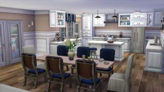 Eine fantastische Küche in Die Sims 4 erstellen