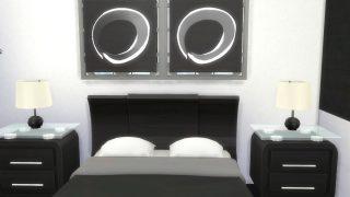 Come creare una strepitosa camera da letto moderna in The Sims 4