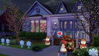 Celebrate The Holidays With New Items In The Sims 4