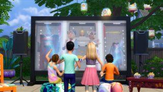 Serwis randkowy Sims