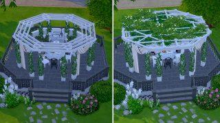 Einen Fantastischen Patio In Die Sims 4 Erstellen