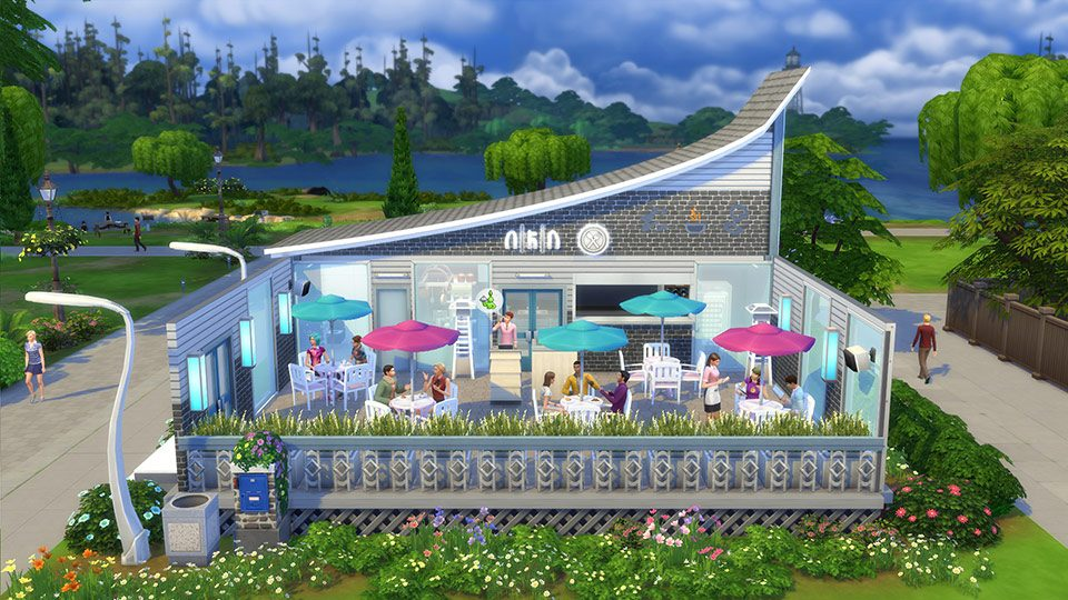 Other Games With House Building Like Sims