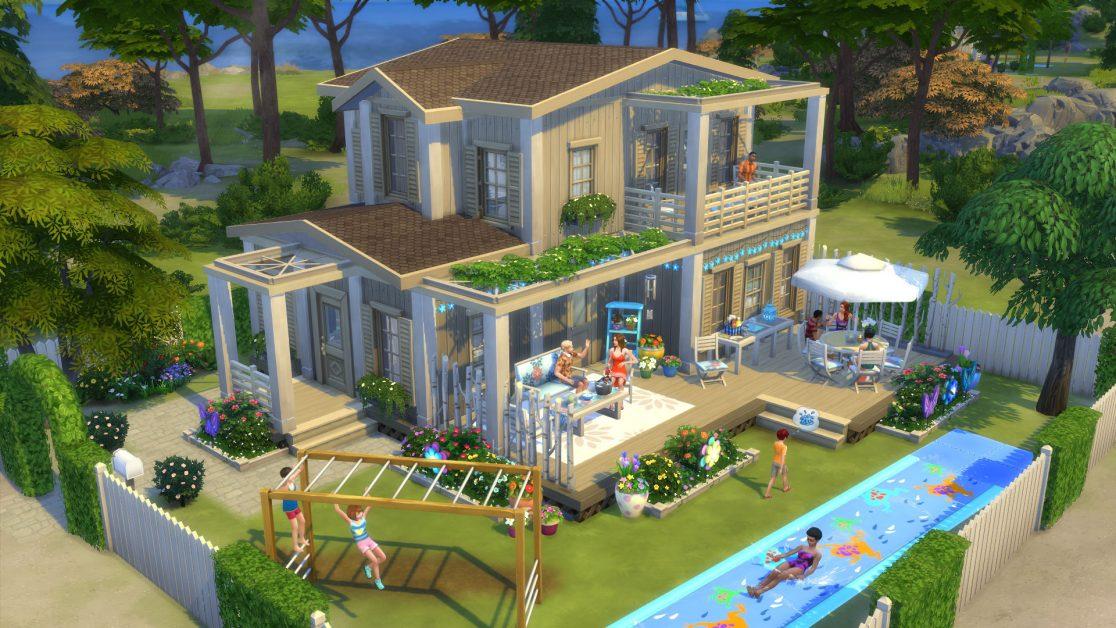 Community Spotlight: 5 The Sims 4 Backyard Stuff Lots We Love
