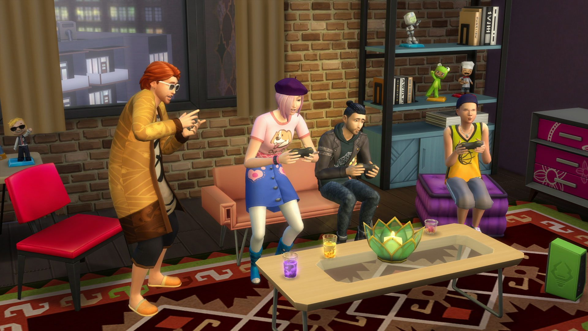 9 Ways Apartments In The Sims 4 City Living Are Different And Awesome
