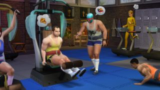 7 new years resolutions much easier in the sims 4 than real life lose weight ccuart Image collections