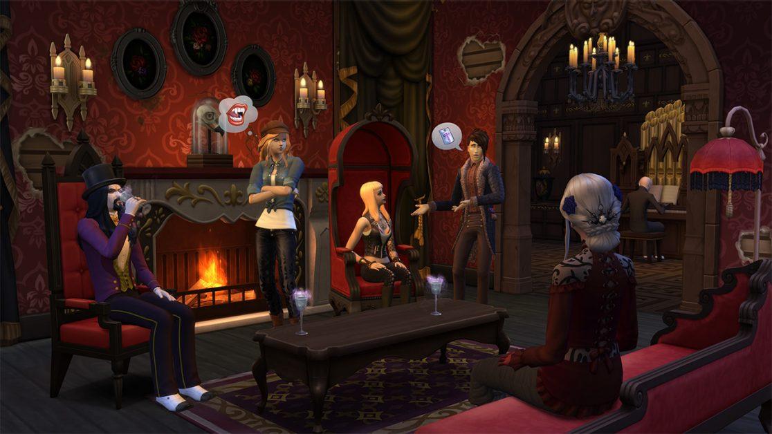 6 Fantastiques Creations Realisees Avec Le Pack De Jeu Les Sims 4