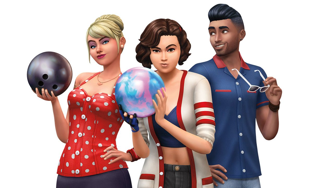 Is Your Sim Ready To Take On A Fun New Hobby? Well, Bowling Might Be Just  The Thing! In The Sims™ 4 Bowling Night Stuff Your Sims Can Enjoy A Casual  Night ...